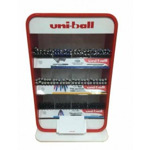 Uni-ball Counter 288pc Display