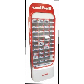 Uni-ball Floor Standing 1572pc Display