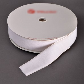 Loop Stick On Tape 5cm White (25 Metres)