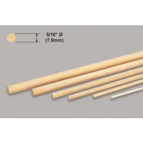 """Balsa Wood Dowel - 5/16 x 36"""""""