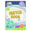 A4 Sketch Book