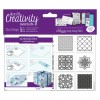 A6 Clear Stamp Set (1pc) - Moroccan Tiles