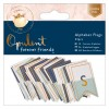 Alphabet Flags (54pcs) - Forever Friends - Opulent