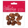 Pine Cones (8pcs) - Small