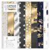 """12 x 12"""" Paper Pack (36pk) - Elements Metallics"""