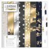 """6 x 6"""" Paper Pack (36pk) - Elements Metallics"""