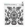 """6x6"""" Embossing Folder - Arts & Crafts Tile"""